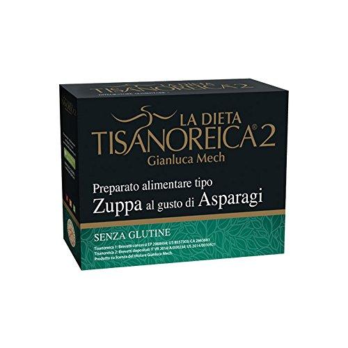 Tisanoreica - Zuppa al Gusto di Asparagi (4 preparati da 29.5g)