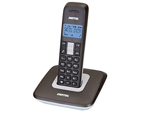 Switel DE2111 schnurloses Analog DECT-Telefon