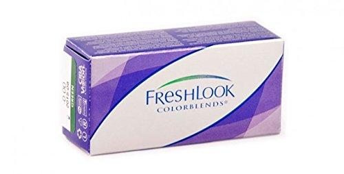Alcon Ciba Vision Freshlook Colorblends Kontaktlinsen 2 Farben Reine Haselnuss