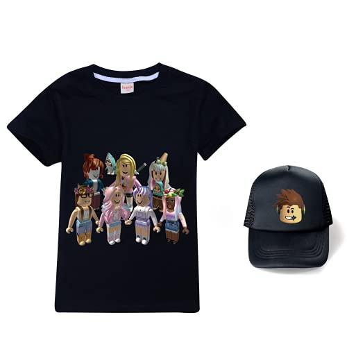 YouTube Roblox - Camiseta para niños y niñas, diseño de Roblox para niños y niñas