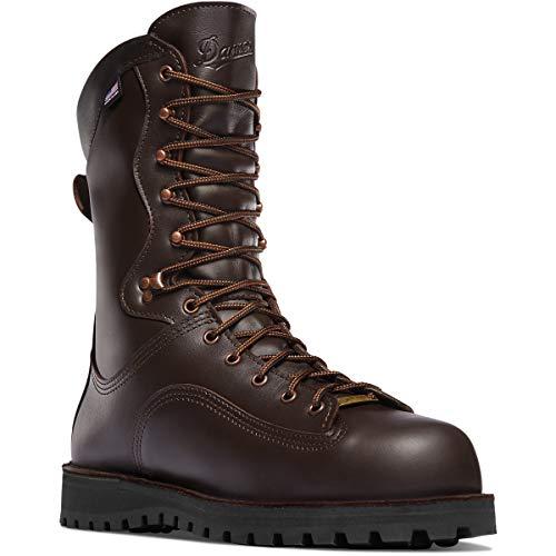 "Danner Men's 40000 Trophy 10"" Gore-Tex 600G Hunting Boot, Brown - 10.5 D"