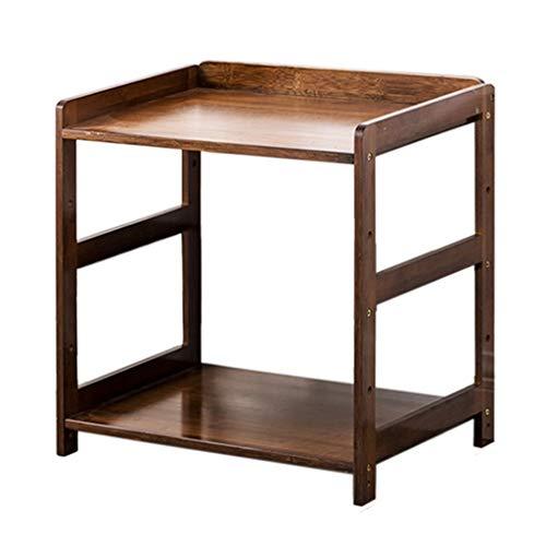 YULAN Sofa Côté Cabinet Coin De Coin Petite Table Basse Support De Rangement Petite Table Basse Table De Lit (Size : 35X38X50cm)