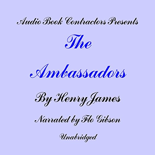 The Ambassadors Audiobook By Henry James cover art