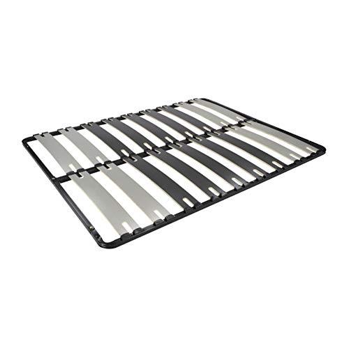 MOG Lattenrost 160x200 cm Lattenrahmen Ergo IF51 - für alle Matratzen geeignet - alle Größen
