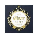 Talking Tables Whisky Themen Trivia Brettspiel, Erwachsenen Spiele Nacht, schwarz