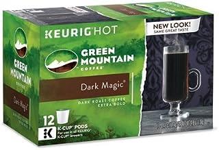 Green Mountain Keurig KCup Coffee - Dark Magic (12 K-Cups)
