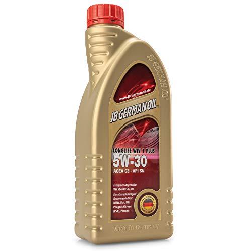 JB GERMAN OIL - Motoröl 5W30 Longlife WIV 1 Plus 5W-30 Öl, 1 L