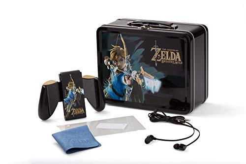 Power A - Lunch Box Tin Kit + Zelda: BOTW GS Design (Nintendo Switch)