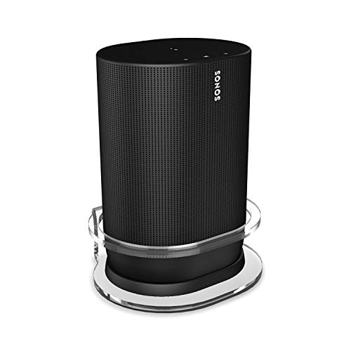 Pyle PSTNDSON17 Universal Standing Speaker-mount Holder//Stand for 2nd Gen Sonos