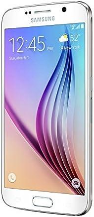 Samsung Galaxy S6 G920v (SM-G920V) 64GB Verizon Wireless Smartphone - White Pearl (Renewed)
