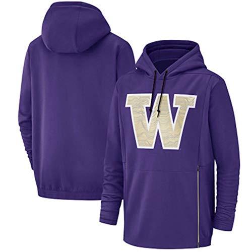 ZFDM 2019 otoño NCAA League sudadera con capucha (color: 13, tamaño: XXL)
