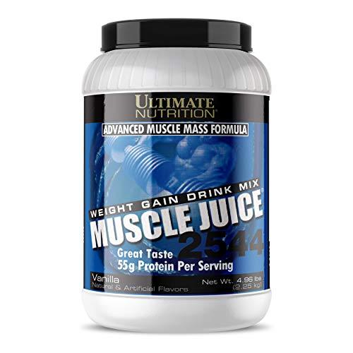 Universal Nutrition Muscle Juice 2544 Vanilla, 1er Pack (1 x 2.3 kg)