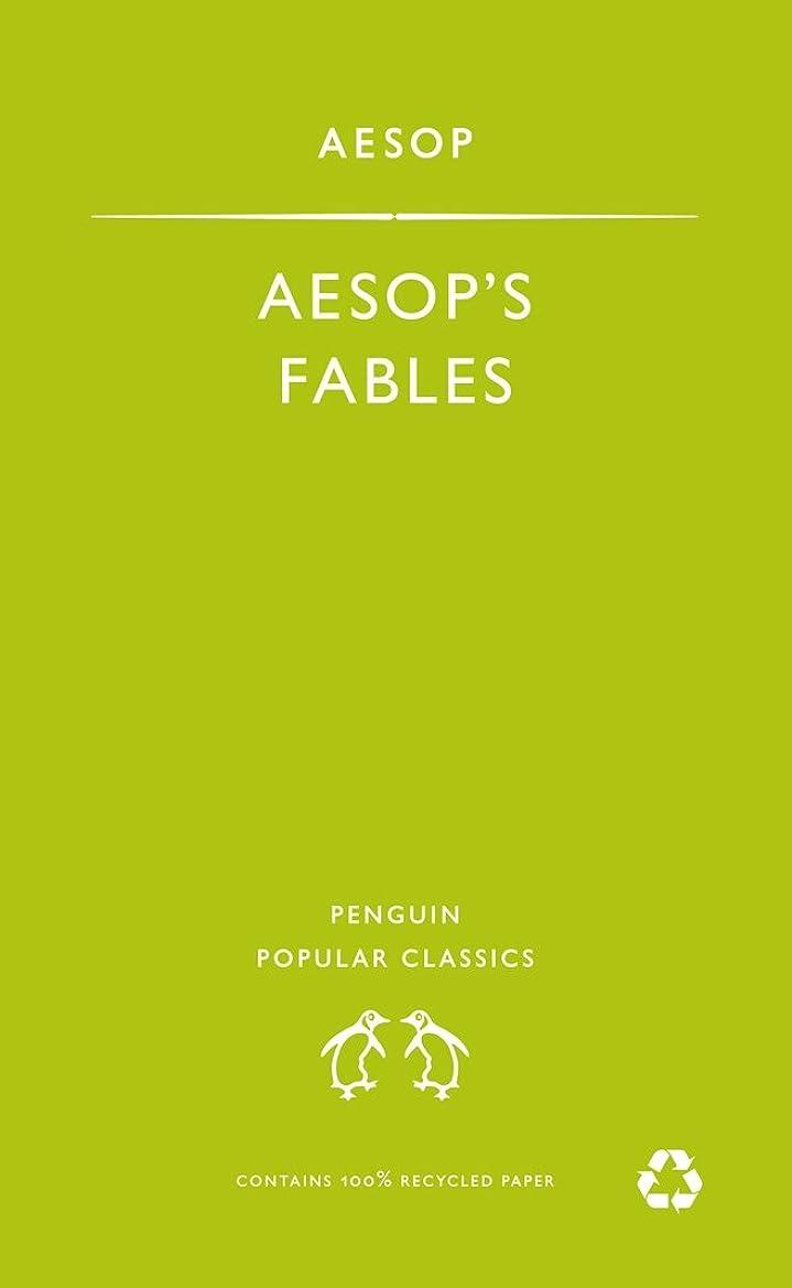 暖炉とティーム関数Aesop's Fables (Penguin Popular Classics) (English Edition)
