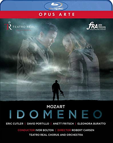 Mozart, W.A.: Idomeneo [Opera] (Teatro Real, 2019) [Blu-ray]