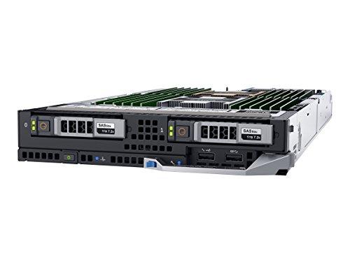 Dell FC630 E5-2630v3 - Server PowerEdge, Intel Xeon 2630v3, 16 GB di RAM, 16 GB, senza sistema operativo