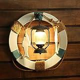 CJH Lámpara, Lámparas de Techo, Lámpara de Araña, Lámpara de Pared, Bar Restaurante Café Decoración Lámpara de Pared Lámpara Art Hotel Select