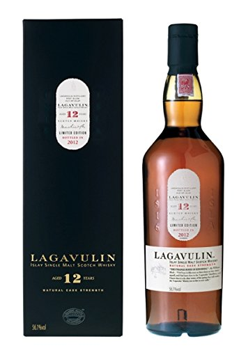 Lagavulin 12 Years Bottled 2015 Single Malt Scotch Whisky 56,8% 0,7l Flasche