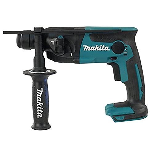 Makita DHR165Z Martillo Ligero, 18 W, 18 V, Negro/Azul, 18W