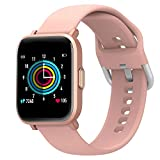 HolyHigh Smart Watch for Men Women with Customize Watch Face Heart Rate/Blood Oxygen/ Sleep Monitor,...