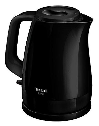 Tefal Uno KO1508DE Wasserkocher (1,5 Liter) schwarz