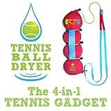 Pelota de Tenis Secador - 4 - en-1 de Tenis Accesorios - vot