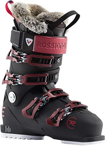 Rossignol Damen Pure Heat Skischuhe, Schwarz, 23.0