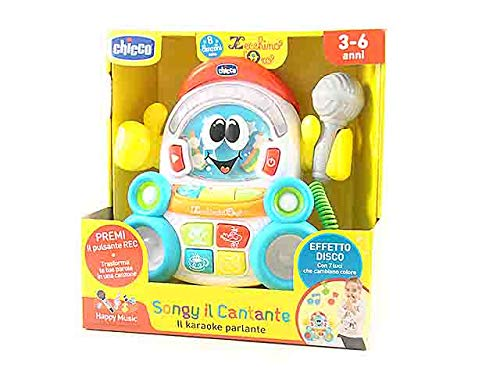 CHICCO GIOCO SONGY THE SINGER 00009492000000