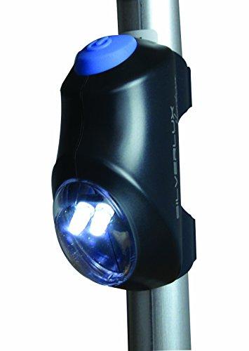 Queraltó Linterna con tubo adaptable Silverlux de 20-26 mm para sillas/bastones