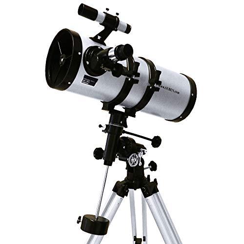 Seben Big Boss 1400-150 EQ3 Telescopio Reflector Astronomía Catalejo