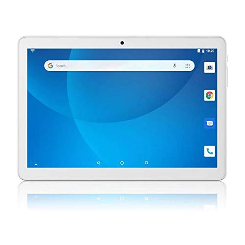 Android Tablet 10 inch,Google Certified,3G Unlocked Phablet with Dual sim Card Slots and Cameras,Tablet PC with WiFi,Bluetooth,GPS