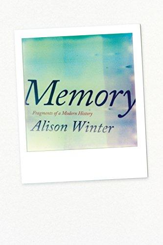 Memory: Fragments of a Modern History (English Edition)
