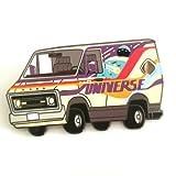 Steven Universe Greg's Van Mr Universe CN Cartoon Network Tie Tack Lapel Pin