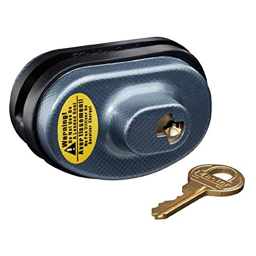 Master Lock 90DSPT Keyed Gun Lock, 1 Pack