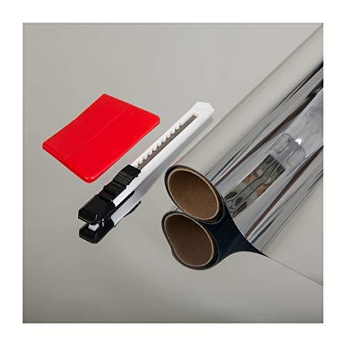 d-c-fix, Spiegel-Sichtschutzfolie, selbstklebend, 99% UV Schutz, 67,5 x 150 cm