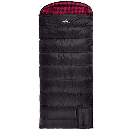 Sleeping Bag Under $100 the Teton Sports Celsius XXL