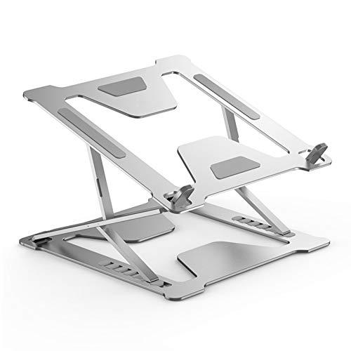 Soul Case Laptop Mount,Laptop Stand,Laptop Riser Holder : Ergonomic Detachable Aluminum Computer Notebook Stand Elevator for Desk, Compatible with MacBook Air Pro, Dell XPS, HP (11-17'')