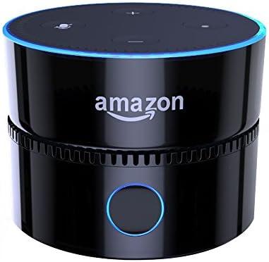 Best Fremo Evo Plus Battery Base for Amazon Echo Dot 2nd Generation (Black)