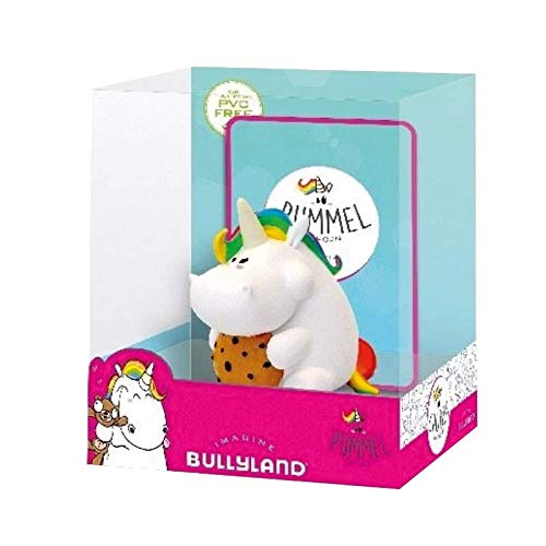Pummel & Friends - Sammelfigur (mit Sammelkarte) - Pummeleinhorn (Flauschig)