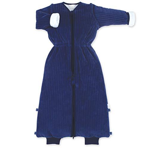 BEMINI Saco de dormir (18-36 meses), color azul marino