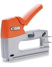 Tacwise 0806 Z3-140 professionell handhäftare metall (med 200 stycken 140/6 mm häftklammer) nagelhäftapparat