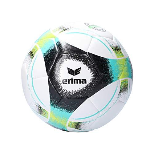 Erima Erima Hybrid Training Size 5 Footba - petrol/lime/black