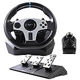 Game Racing Wheel, PXN V9 270°/900° Adjustable...