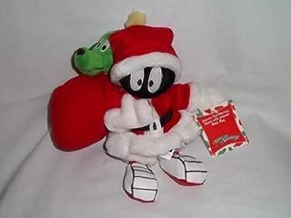 Warner Bros Marvin the Martian Santa with Present Bean Bag 8