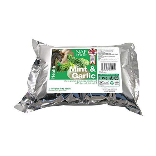 NAF Mint & Garlic
