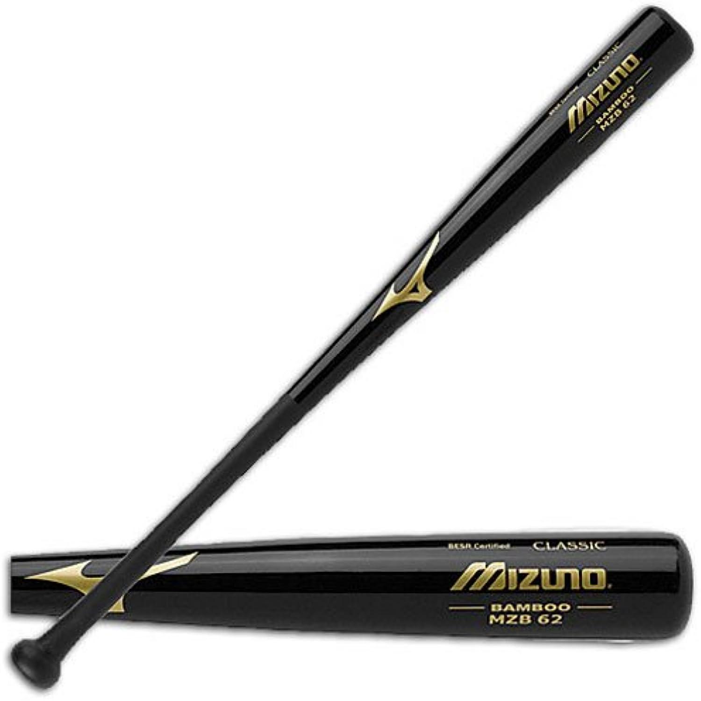 mejor precio Mizuno MZB62 Classic - - - Bate de bambú para béisbol, Color Negro  nueva marca