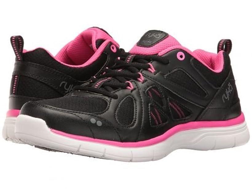 血まみれるカテナRyka(ライカ) レディース 女性用 シューズ 靴 スニーカー 運動靴 Divine SMT - Black/Athena Pink/Frost Grey [並行輸入品]