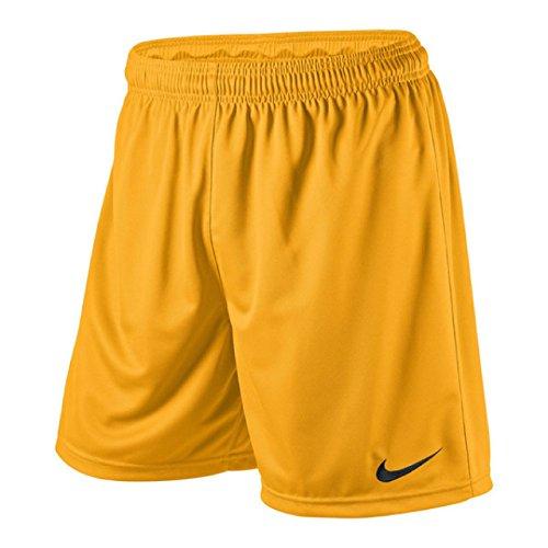 Nike Herren Park Ii Knit Shorts ohne Innenslip, Gold (University Gold/Black/739), S