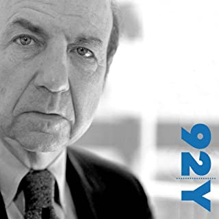 Calvin Trillin at the 92nd Street Y audiobook cover art