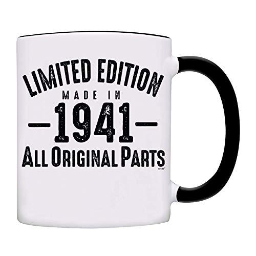 Limited Edition 1941 All Original Parts Mug