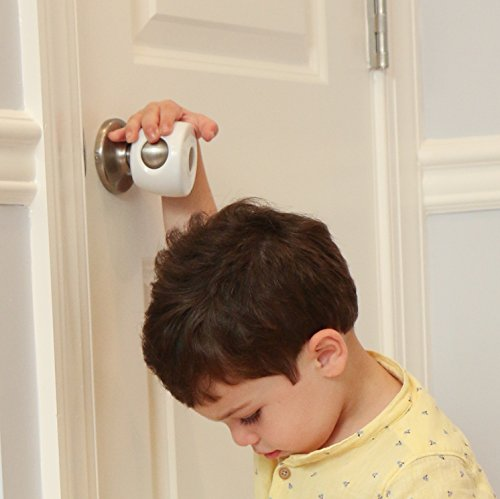 Door Knob Covers - 4 Pack - Chil...